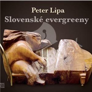 Peter Lipa - Slovenské evergreeny od 11,59 €