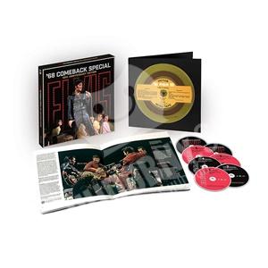 Elvis Presley - Elvis: '68 Comeback Special 50th anniversary (5CD+2xBluray) od 109,99 €