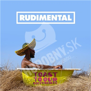 Rudimental - Toast to Our Differences (Deluxe edition) od 17,59 €
