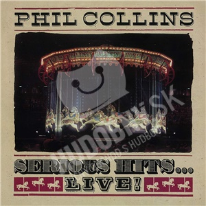 Phil Collins - Serious Hits…Live! (Vinyl) od 24,59 €