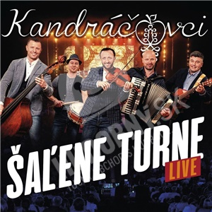 Kandráčovci - Šaľene turne / Live od 11,59 €