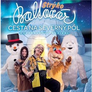 Strýko Baltazár - Cesta  na severný pól (DVD) od 9,79 €