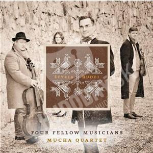 Mucha Quartet - Štyria hudci od 9,79 €