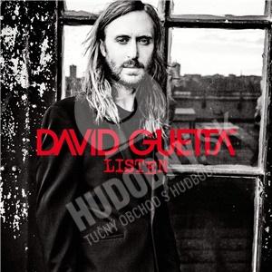 David Guetta - Listen (Vinyl) od 20,69 €