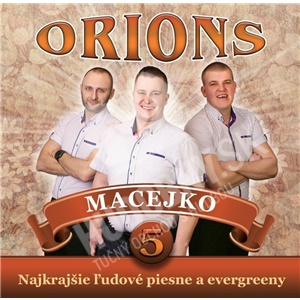Orions - 5 Macejko od 7,79 €