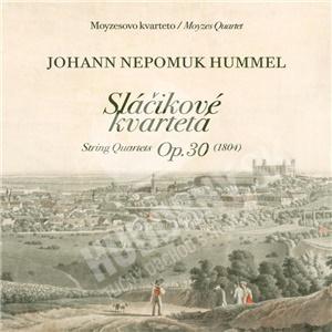 Moyzesovo kvarteto - J.N.Hummel / Sláčikové kvartetá Op. 30 od 12,79 €