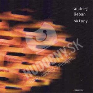 Andrej Šeban - Sklony od 10,28 €
