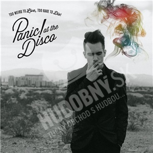 Panic! At The Disco - Too Weird To Live, Too Rare To Die! (Vinyl) od 20,99 €