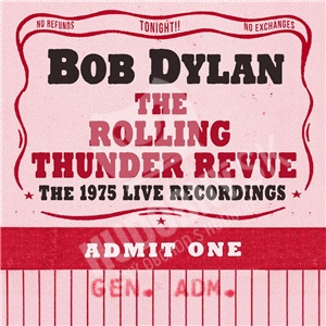 Bob Dylan - The rolling Thunder Revue: The 1975 Live Recording (Box Set) od 64,99 €