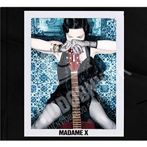 Madonna - Madame X (Deluxe edition 2CD ) od 27,99 €