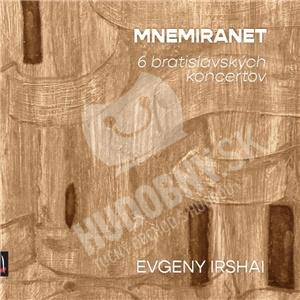 Evgeny Irshai - Mneminaret - 6 Bratislavských koncertov / Ensemble Opera Diversa Brno od 11,79 €