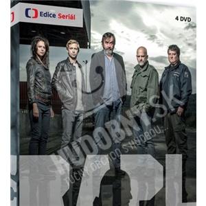 Seriál - Rapl 2.řada (4DVD) od 17,59 €