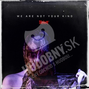 Slipknot - We Are Not Your Kind (Red Vinyl) od 34,79 €