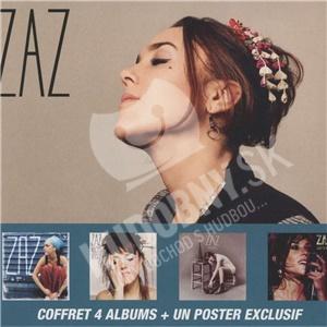ZAZ - Coffret (Box-Set 5CD + DVD) od 34,99 €
