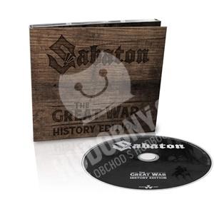 Sabaton - The Great War (History Edition) od 19,98 €