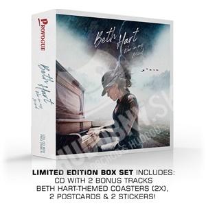Beth Hart - War in My Mind (Box Set) od 19,99 €
