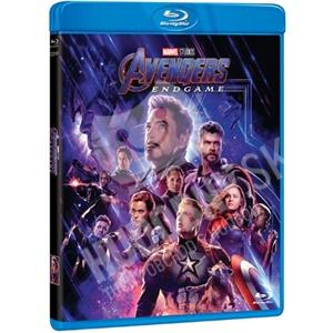 VAR - Avengers - Endgame  (Bluray 2D+bonus disk) od 18,79 €