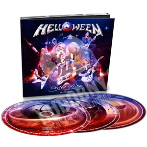 Helloween - United Alive in Madrid od 19,98 €