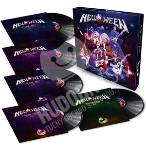 Helloween - United Alive (Limited Vinyl) od 77,29 €