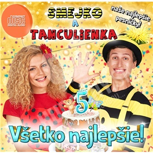 Smejko a Tanculienka - Všetko najlepšie! od 11,89 €