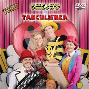 Smejko a Tanculienka - Hip, Hip, Hurá! (DVD Live) od 7,89 €