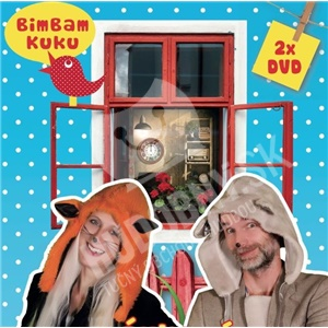BimBamKuku - Rozprávkový rok líšky a vlka (2x DVD) od 12,89 €
