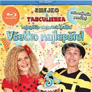 Smejko a Tanculienka - Všetko najlepšie! (Bluray) od 17,79 €