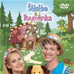 Štístko a poupěnka - Ať žijí pohádky (DVD) od 13,79 €