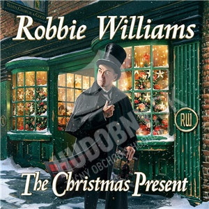 Robbie Williams - Christmas present (2x Vinyl) od 99,99 €