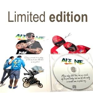Kali - Ale ne (CD s podpisom, nálepka, podpiskarta) od 25,99 €