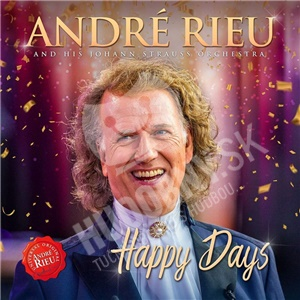 André Rieu - Happy Days od 14,99 €