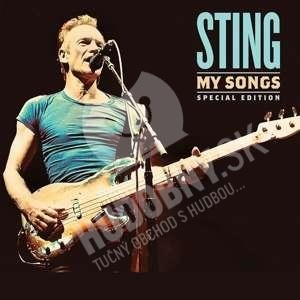 Sting - My Songs (Special edition) od 17,29 €