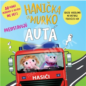 Hanička a Murko - Hanička a Murko predstavujú autá (DVD) od 7,99 €