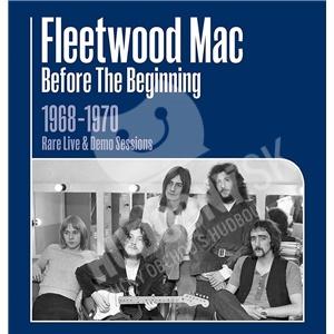 Fleetwood Mac - Before the Beginning-1968-1970 Rare Live & Demo Box set (3CD) od 24,99 €