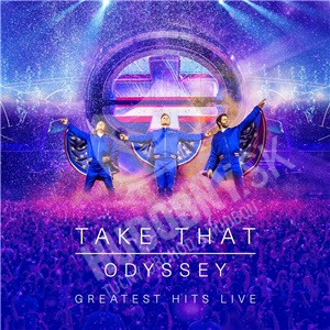 Take That - Odyssey - Greatest Hits Live (DVD) od 17,99 €