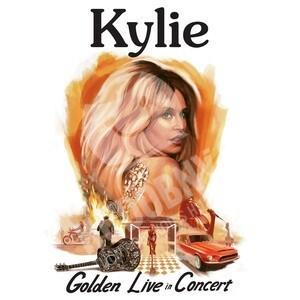 Kylie Minogue - Kylie Golden - Live In Concert (DVD+2xCD) od 15,99 €