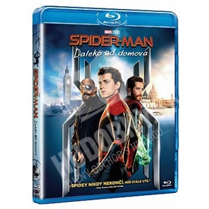 Film - Spider-Man: Far from Home (Bluray) od 18,79 €