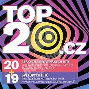 VAR - Top20.cz 2019 / 2 (2CD) od 12,39 €