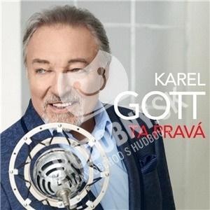 Karel Gott - Ta pravá (Vinyl) od 24,99 €