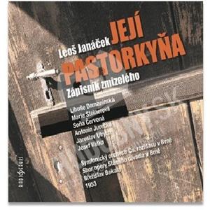 Leoš Janáček - Její pastorkyňa / Zápisník z mrtvého domu (2CD) od 10,29 €