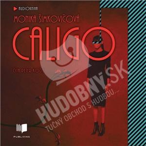 Monika Šimkovičová - Caligo - číta Peter Kočiš (Audiokniha - Mp3 CD) od 12,89 €