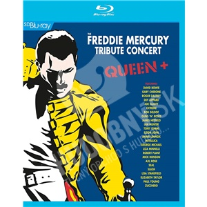 Queen - The Freddie Mercury Tribute Concert (Bluray) od 29,99 €