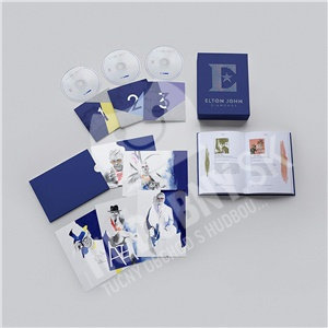 Elton John - Diamonds (Limited 3CD Deluxe) od 59,99 €
