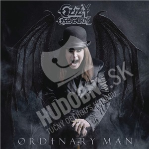 Ozzy Osbourne - Ordinary Man (Vinyl Grigio R Nero, Poster 30x30) od 38,89 €