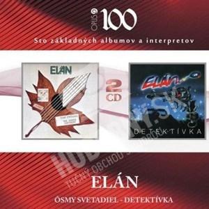 Elán - Ôsmy svetadiel/ Detektívka od 10,99 €