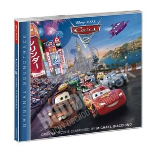 OST - Cars 2 od 10,54 €