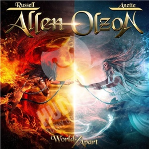 Allen Russell, Anette Olzon - Worlds Apart od 14,89 €