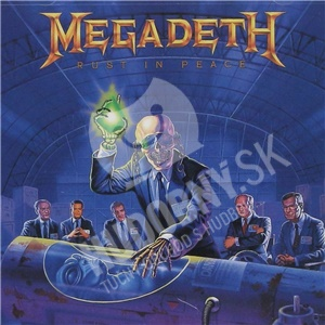 Megadeth - Rust in peace new od 8,49 €