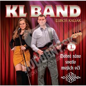 KL Band - Dobré ráno svetlo mojich očí 1 od 7,99 €