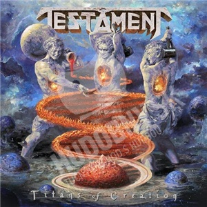 Testament - Titans of creation od 14,89 €